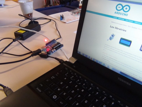 arduino-first-step