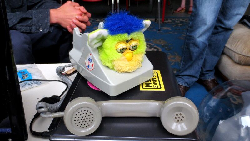 furbyphone